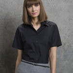 Ladies' City Short Sleeve Business Shirt