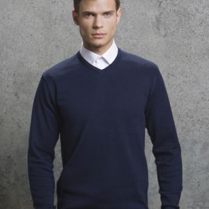Men's Arundel Long Sleeve V-Neck Sweater Miniaturansicht