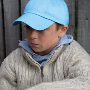 Childrens Low Profile Cotton Cap Miniaturansicht