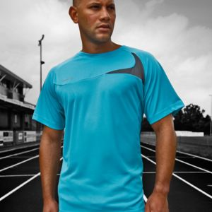 Spiro Mens Dash Training Shirt Miniaturansicht