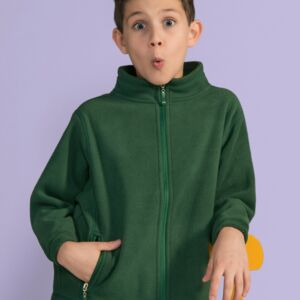Kid's Full Zip Fleece Miniaturansicht
