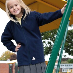 Core Children's Micron Fleece Jacket Miniaturansicht