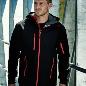 Regatta Xpro Mens Triode Shell Jacket Miniaturansicht