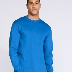 Ultra Cotton Long Sleeve T-Shirt, 205g, von GILDAN Miniaturansicht