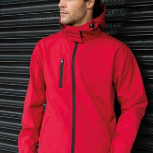Result Core Mens Lite Hooded Softshell Miniaturansicht